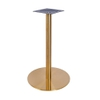 Ares Vintage Brass Table Base