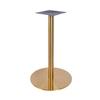 Zeus Vintage Brass Table Base